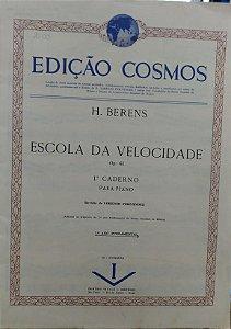 BERENS - ESCOLA DA VELOCIDADE OP. 61 VOL. 1
