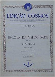 BERENS - ESCOLA DA VELOCIDADE OP. 61 VOL. 2