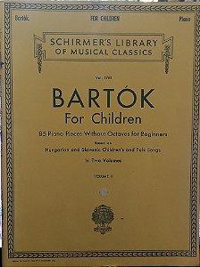 BARTÓK FOR CHILDREN VOL 2 – Bela Bartók