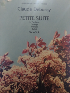 DEBUSSY - PETITE SUITE (In the Boat, Cortege, Minuet, Ballet) - Claude Debussy