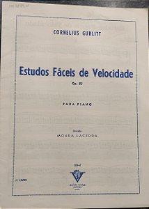 GURLITT - Estudos Fáceis de Velocidade para pian opus 83 - 1° livro