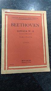 BEETHOVEN - SONATA OPUS 26 N° 12 EM LA BEMOL