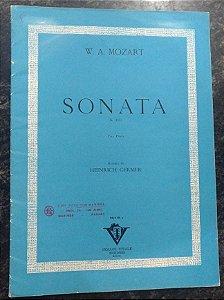 MOZART - SONATA K 311 Revisão Heinrich Germer