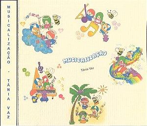 Musicalização CD – Tânia Vaz