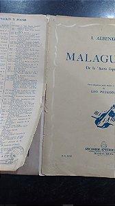 """MALAGUEÑA  - Albeniz (violino e piano) De la """"suite españa"""