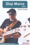 DVD - SLAP MANIA - Celso Pixinga