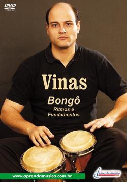 DVD - BONGÔ - RITMOS E FUNDAMENTOS - Vinas