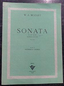 MOZART - SONATA K 547 (K-135)