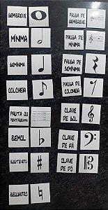 JOGO DE MEMÓRIA – FIGURAS/SÍMBOLOS MUSICAIS