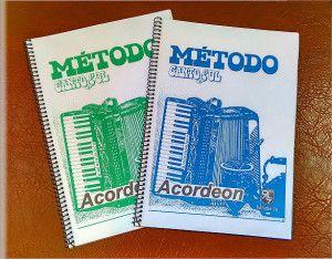 Método de ACORDEON Volume 1B - AMPLIADA COM CD - Canto Sul