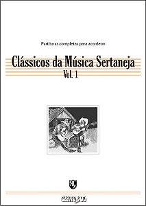 CLÁSSICOS DA MÚSICA SERTANEJA - Canto Sul