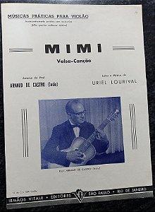 PARTITURA PARA VIOLÃO: MIMI - Uriel Lourival