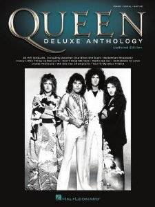 QUEEN - DELUXE ANTHOLOGY - Updated Edition