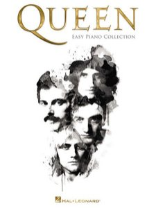 QUEEN EASY PIANO COLLECTION