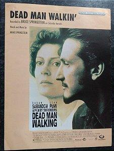 DEAD MAN WALKING´ (Partitura para piano, canto e cifras para violão) - Bruce Springsteen