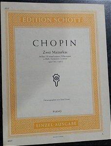 CHOPIN - MAZURKAS OPUS 7 N° 1 E 2 - PIANO SOLO (MAZURCAS)