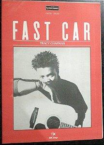FAST CAR - partitura para piano, canto e cifras para violão - Tracy Chapman