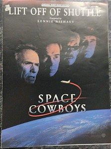 LIFT OFF OF SHUTTLE (Space Cowboys) - partitura para piano solo - Lennie Niehaus