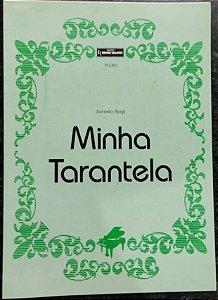 MINHA TARANTELA - partitura para pian solo - Antonio Sergi