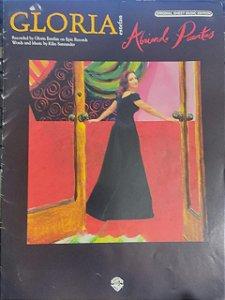 ABRIENDO PUERTAS - partitura para piano e cifras para violão - Gravação de Gloria Estefan. Música de Kike Santander