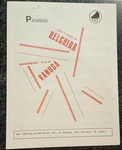 PARALELAS - partitura para piano - Belchior e Vanusa