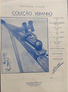 A SÃO LOURENÇO - partitura para piano - Salvador Callia