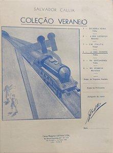 A SÃO VICENTE - partitura para piano - Salvador Callia