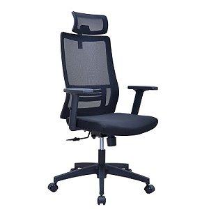 Cadeira Presidente Brooklyn