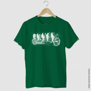Camiseta casual ciclismo Team Work Boy