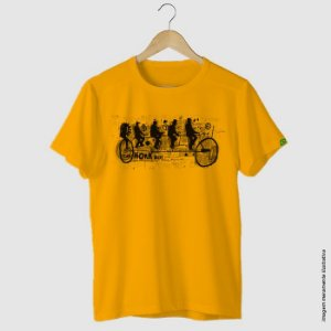 Camiseta ciclismo casual Team Work Boy