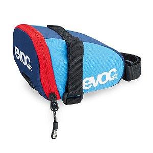 Bolsa para selim Evoc Team azul - Pedalemos