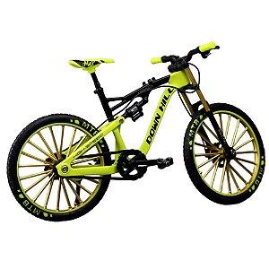Bicicleta decorativa MTB modelo Downhill Diecast