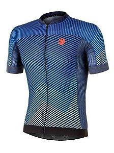 Camisa ciclismo masculina Fit Performance Mauro Ribeiro