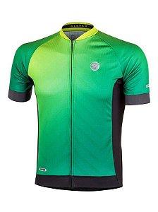 Camisa ciclismo masculina Performance MC Clever Mauro Ribeiro