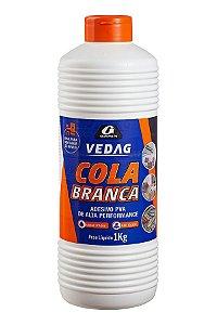 Cola Garin Vedag Branca Pva 1.0kg.