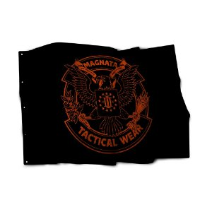 Bandeira Magnata Tactical Wear