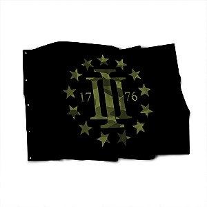 Bandeira Magnata Three Percent 1976