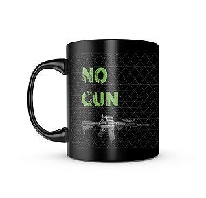 Caneca Magnata No Gun Control 325ML