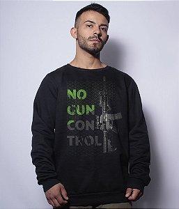 Casaco Básico Militar Magnata No Gun Control