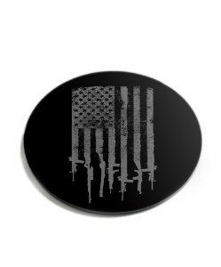 Porta Copos Magnata EUA Flag Arms