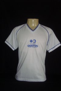 Camiseta Colégio Objetivo