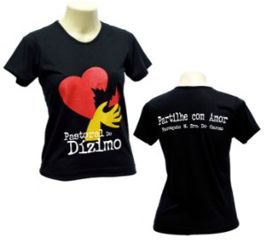 Camiseta Pastoral
