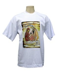 Camiseta Família