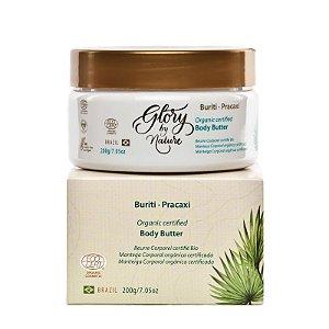 Manteiga Corporal Buriti-Pracaxi 200g - Orgânico Vegano Natural