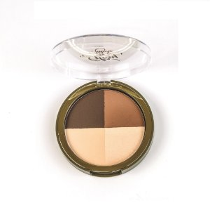 Quarteto de Sombras 360 - Nude Luminous 10g Natural e Vegano