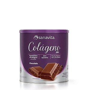 Colágeno Skin sabor Chocolate