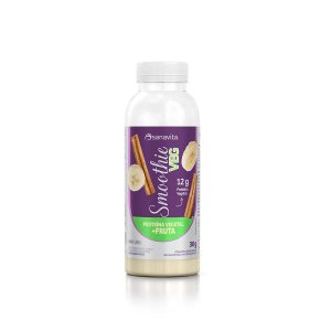 Smoothie Whey Isolado + Frutas Banana com Canela