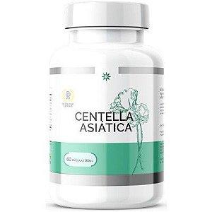 Centella asiatica 500mg 60 Cápsulas