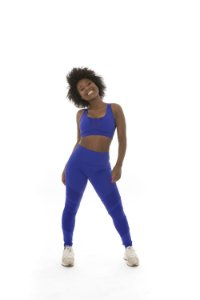 Legging Hatha Yoga Blue