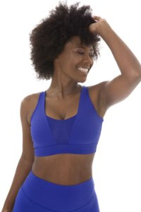 Top Hatha Yoga Blue